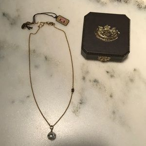 Juicy Couture Pearl Necklace